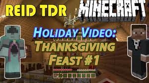 thanksgiving pe games minecraft holiday thanksgiving feast 1 food fight reid tdr