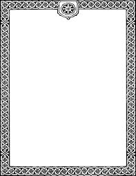 cool frame floral geometric frame page frames floral leaves gray