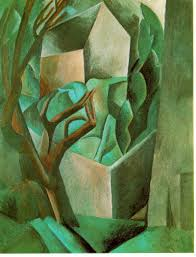house in the garden 1908 pablo picasso pablo picasso spanish