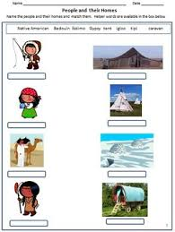 houses and clothing worksheets for grade 2 u0026 3 by rituparna reddi
