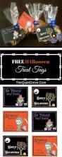 free printable halloween treat tags halloween parties halloween