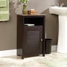Bathroom Furniture Collection Sauder Bath Floor Cabinet 414031 Sauder