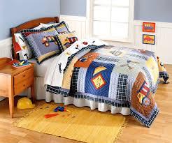 cute cartoon dump truck kids bedding set boys bed covers ebay