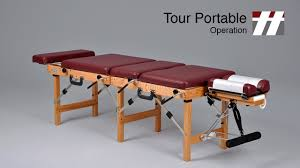 elite chiropractic tables replacement parts tour portable operation thuli chiropractic table youtube