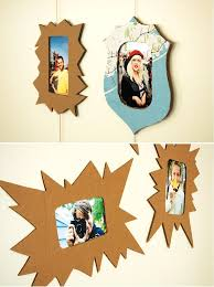 Art Frame Design Best 25 Cardboard Picture Frames Ideas On Pinterest Paper