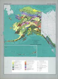 A Map Of Alaska by Statemaster Maps Of Alaska 35 In Total