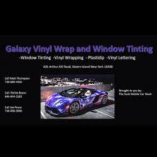 galaxy car wrap joe pesce joeypesc twitter
