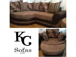 swivel cuddle chair kirk mocha cuddle sofa swivel chair u0026 moon footstool special