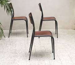 chaises es 50 chaise mullca 510 chaises mullca 510 black industry meubles