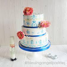 Wedding Cake Tangerang Blessing Angel Pastries Wedding Catering In Tangerang