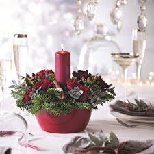 expert christmas flower arranging tips christmas decorations