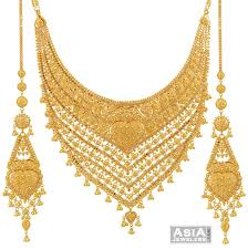 bridal jewelry necklace sets images 60 gold bridal necklace sets gold bridal jewellery necklace sets jpg
