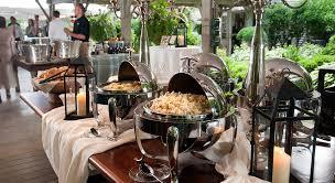 elegant buffet table perfect ts the elegant chef buffet table