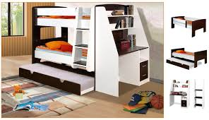 Bunk Bed With Desk And Trundle Bedroom Bunk Bed With Desk Bunk Bed With Desk Bunk Bed