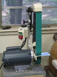 Diy Bench Sander Free Metalworking Project Plans 2