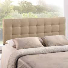Cushioned Headboards For Beds by Modway Lily King Upholstered Headboard Multiple Colors Walmart Com
