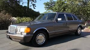 mercedes 420sel w126 mercedes 420sel 1 owner clean s class 560sel