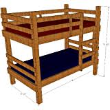 Free Plans For Twin Over Full Bunk Bed by Amazon Com Build Your Own Queen Over King Or Full Over Queen Or