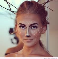 deer costume best 25 deer makeup ideas on deer costume diy deer