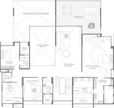 Home Theatre Floor Plans Marvel Bounty Ii In Hadapsar Pune Price Location Map Floor