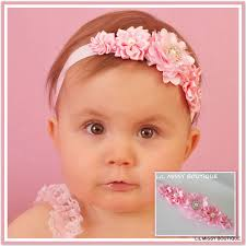 baby bands baby headbands headband flower girl newborn toddler hair band