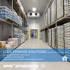 moon ce blast freezer cold room equipment manufacturer with stable