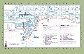 Map Mn Holiday Center Skywalk Map