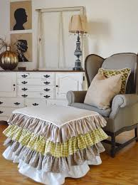 83 best ottoman images on pinterest ottomans slipcovers and
