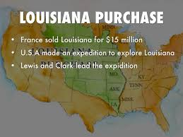 Louisiana Purchase Map by The Louisiana Purchase By Michaeljohnson725