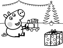 42 peppa pig coloring pages images pigs draw