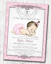 Baptism Invitation Cards Free Baptism Invitation For Vintage Baptism Invitation For
