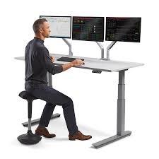 Stand Up Computer Desk Adjustable Marvelous Adjustable Sit Stand Desk Up Computer For Desktop