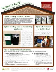 recycling tips house to curb corvallis sustainability coalition