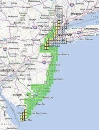 fema map store fema releases flood risk maps for jersey