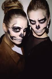 Halloween Black And White Makeup by My Saskatoon Last Minute Costume Ideas
