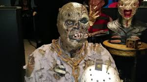 life size jason voorhees from friday the 13th part 7 youtube