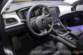 renault interior renault talisman initiale paris edition interior at iaa 2015