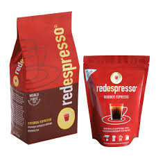 Red Espresso Premium Espresso Ground Rooibos Tea 250 G Bag S