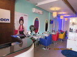 Parlour Interior Decoration Beauty Parlor Designing In India