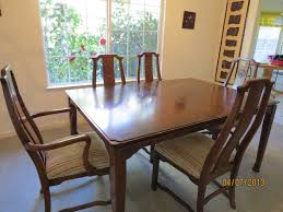 davis cabinet company dining room table dining table set davis cabinet co antique appraisal instappraisal