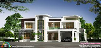 contemporary residence box type 2931 sq ft kerala home design