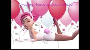 cute and birthday video for you youtube