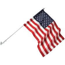 Pa Flag Seasonal Designs 2 1 2 Ft X 4 Ft U S Flag Kit Pa140 The Home