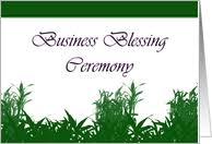 blessing cards blessing ceremony invitations from greeting card universe