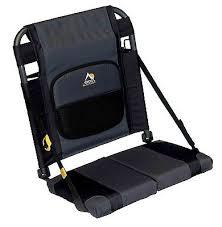 Stadium Bench Sport Outdoor Stadium Bench Backrest Seat Chair Cushion Portable