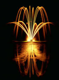 Solar Lights For Ponds by Big Pond Fountains Aerating Fountains Solar Pond Fountains