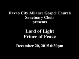 dcagc cantata 2015 lord of light prince of peace