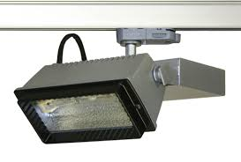 hid track light linear metal commercial reaction lival