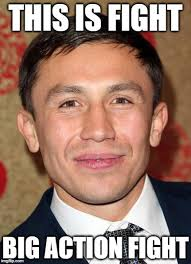 boxing memes on twitter who s ready for ggg golovkinrubio