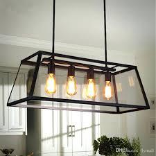 rectangular light fixtures for dining rooms lovable rectangular hanging light fixtures dining room lighting